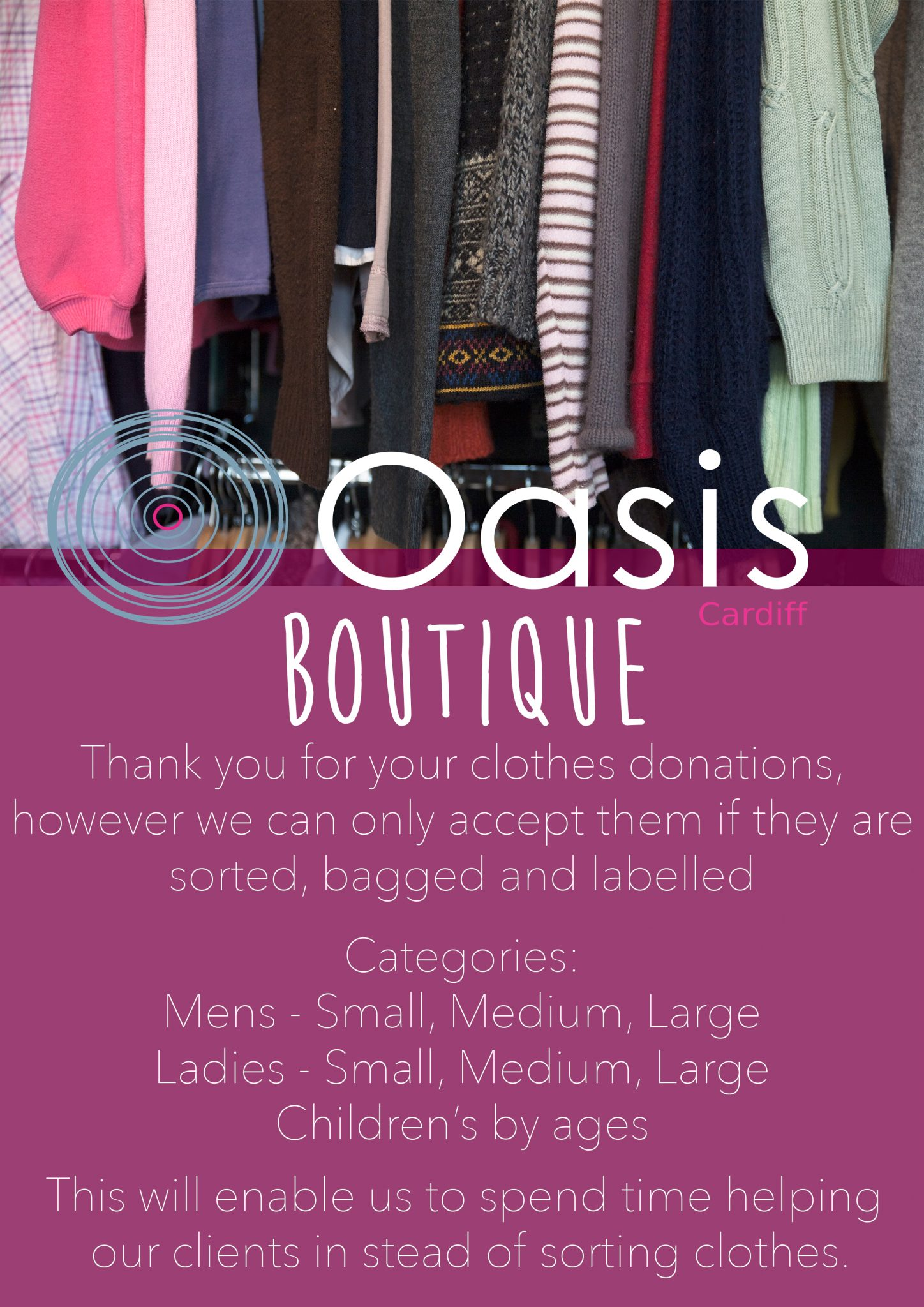Boutique Donations