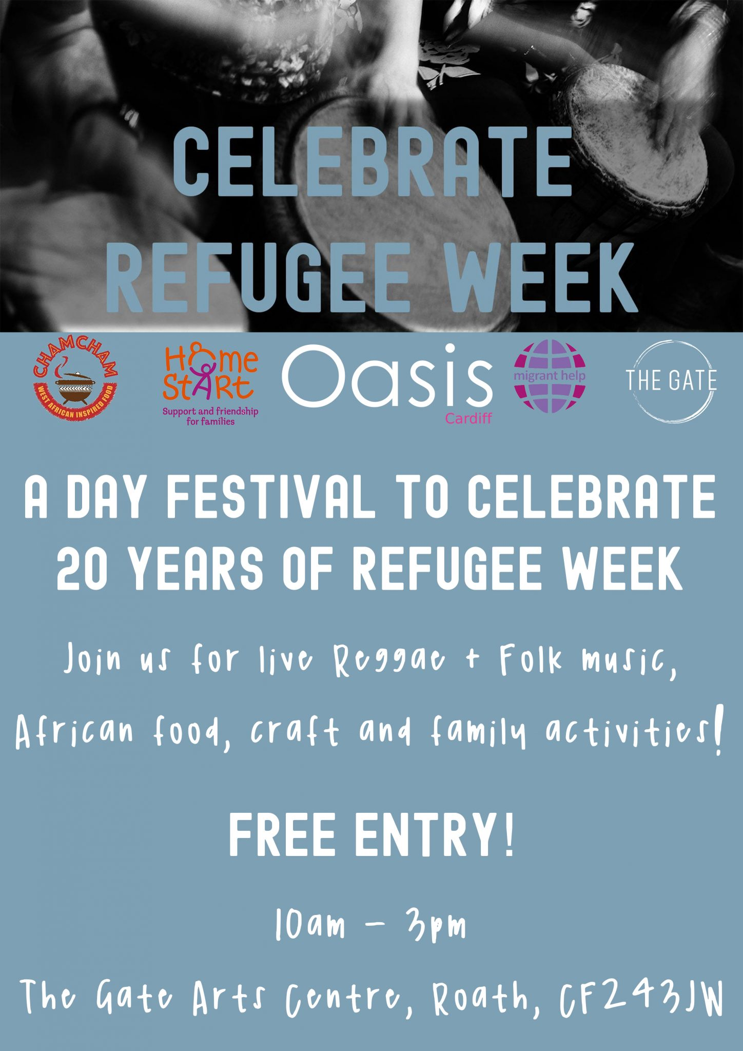 Refugee Week Event