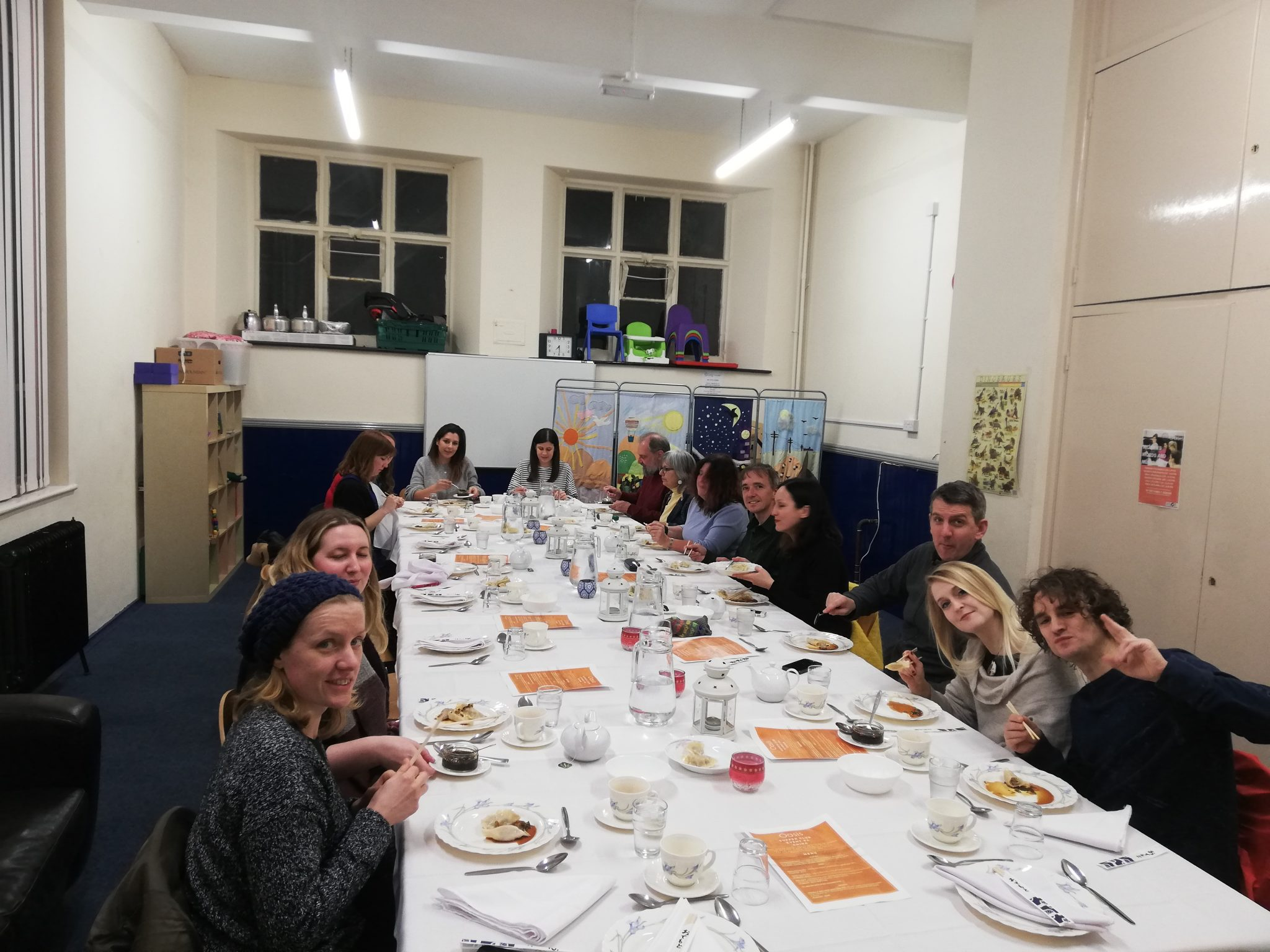 Supper Club February 2019 – Discovering the Fried Conger Eel and the Anti-Ageing Soup